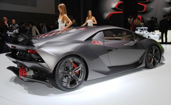 Manufacturer Lamborghini Model: Sixth Element Class: Sports Car Body Style:  2 Door, Coupé. Layout Mid Engine, Four Wheel Drive Engine: 5.2 L V10 ...