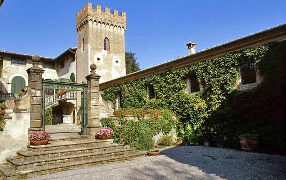 Villa Montelopio Sito Ufficiale Di Tuscany Dream